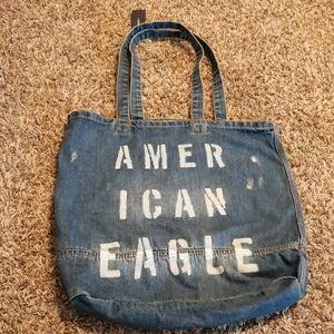 NWT American Eagle jeans tote.